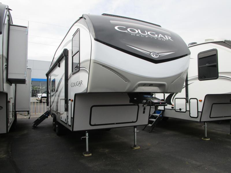 2020 Keystone RV Cougar Cougar Half-Ton 23MLS Fifth Wheel Campers RV