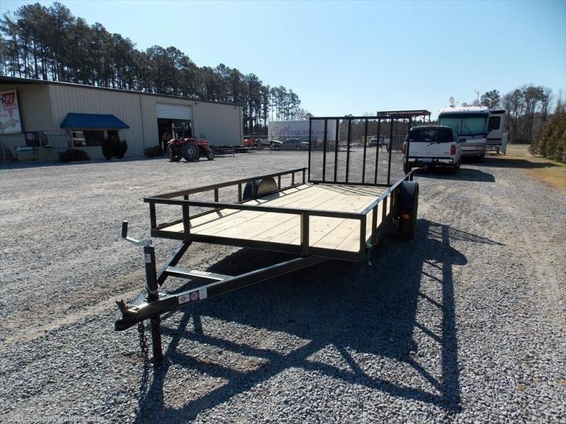 2018 Carry-On CO 6X14GW Utility Trailer