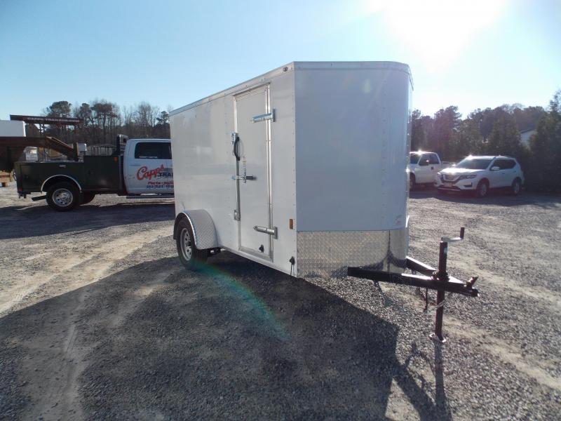 Continental Cargo GANS510 Enclosed Cargo Trailer