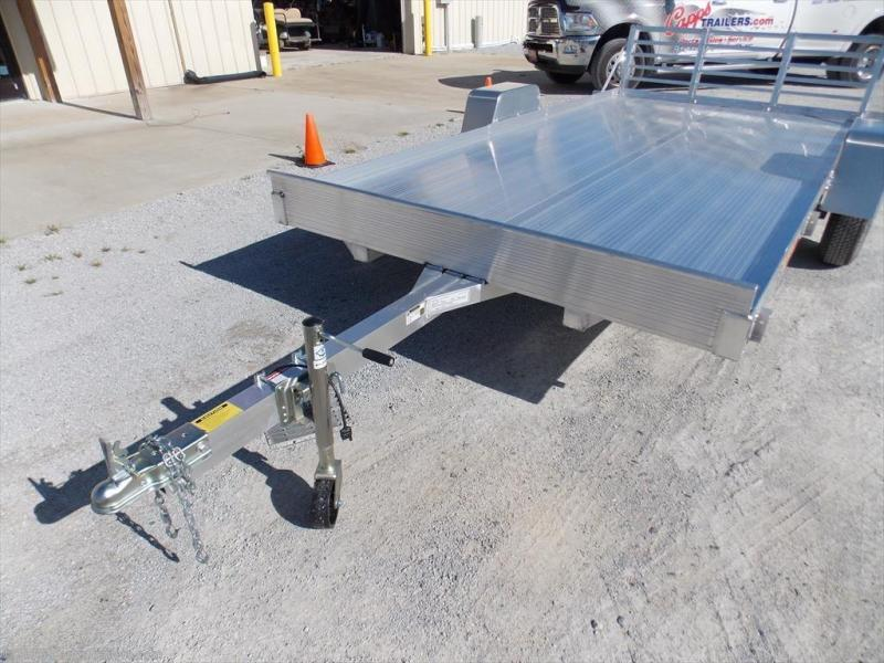 "2016 Bear Track 80"" x 168"" Single Axle HD Utility Trailer"