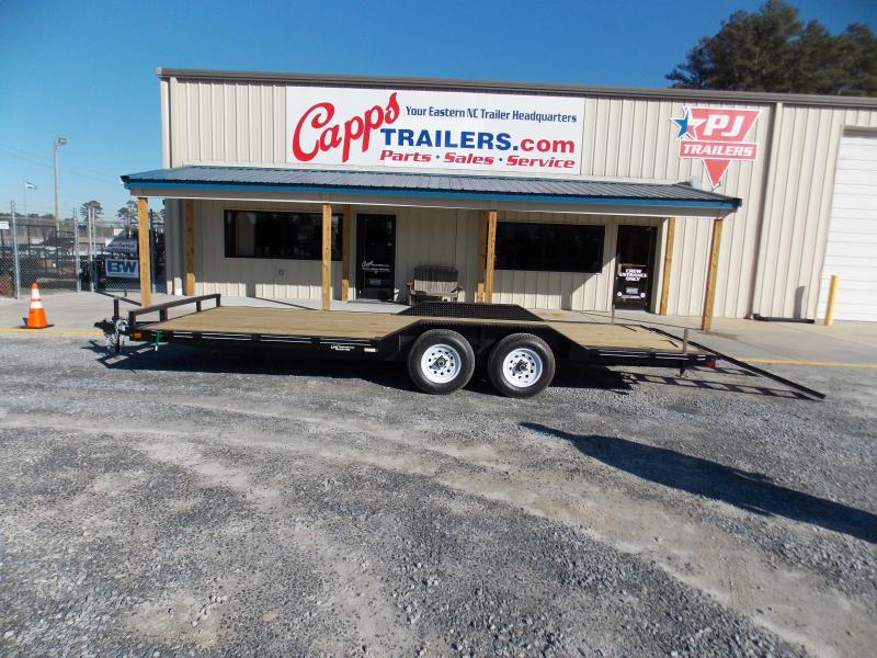 2018 Carry-On CO 8.5X20CHFTSR10K Equipment Trailer