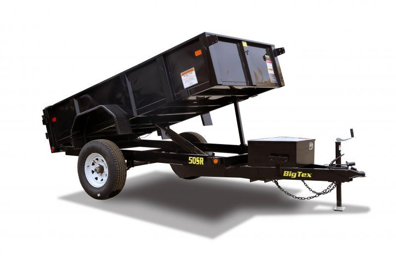 2019 Big Tex Trailers BT 50SR-08-5WDD Dump Trailer
