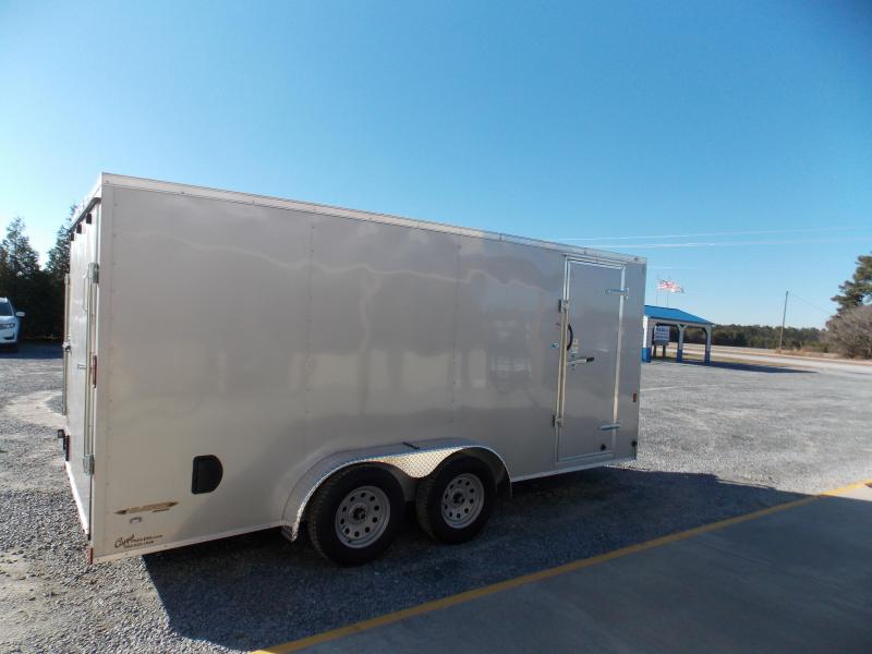 Continental Cargo CC GANS716TA2 Enclosed Cargo Trailer