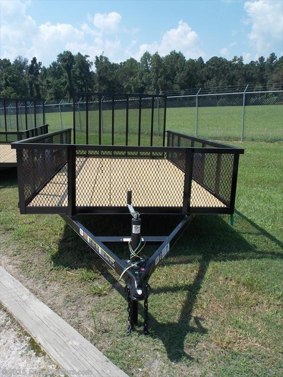 2018 Carry-On CO 6X12GWHS Utility Trailer