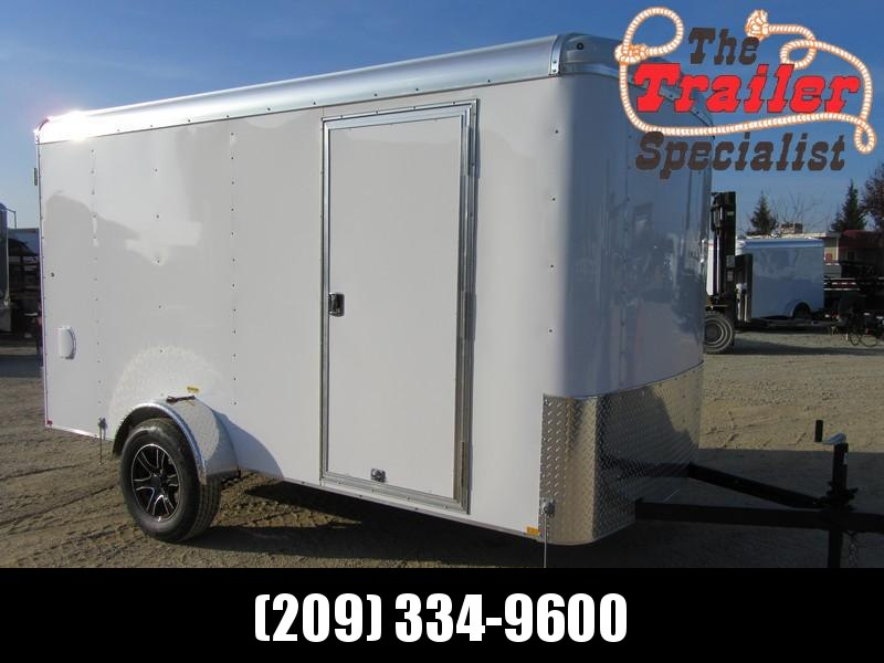 New 2018 Mirage MXL612SA 6x12 Enclosed Cargo Trailer Vin 80673