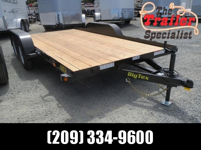 New 2019 Big Tex 60CH-14 7x14 6k GVW Car / Racing Trailer