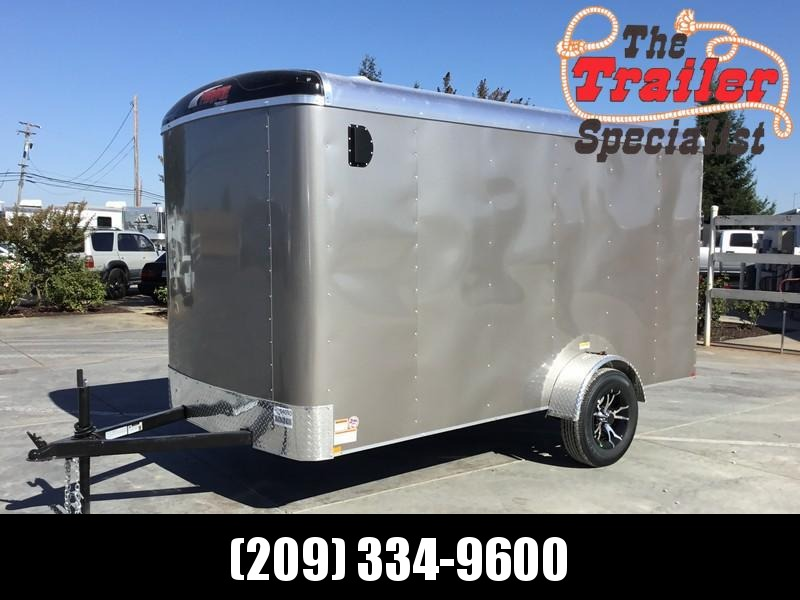 New 2019 Mirage MXPO612SA 6x12 Enclosed Cargo Trailer