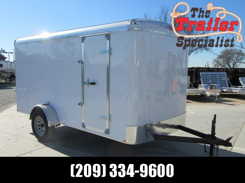 New 2018 Mirage  MXPO612SA 6x12 Enclosed Cargo Trailer vin81661