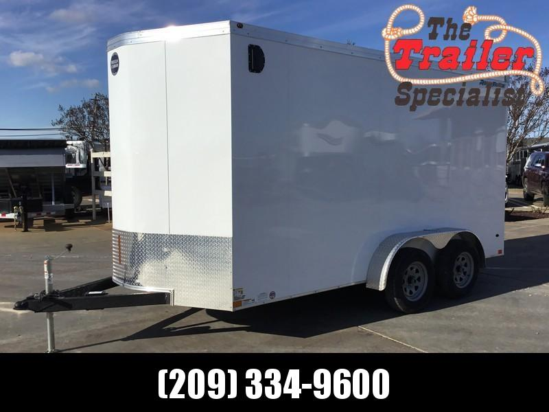 NEW 2019 Wells Cargo RFV714T2 7x14 Enclosed Cargo Trailer