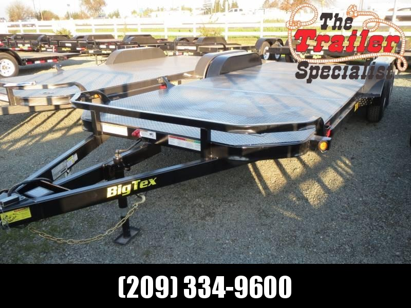 New 2019 Big Tex  70DM-20 7x20 Car/Racing Trailer