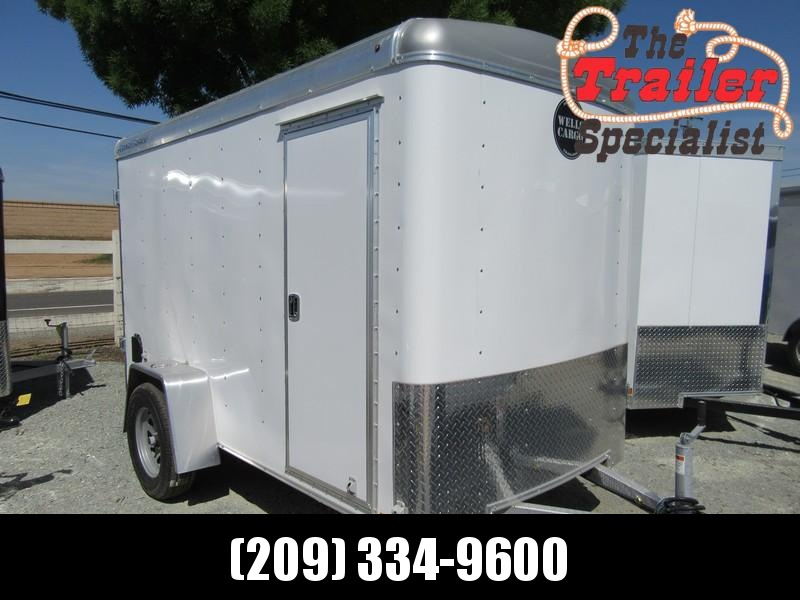 New 2018 Wells Cargo RF5x101 5x10 Enclosed Cargo Trailer