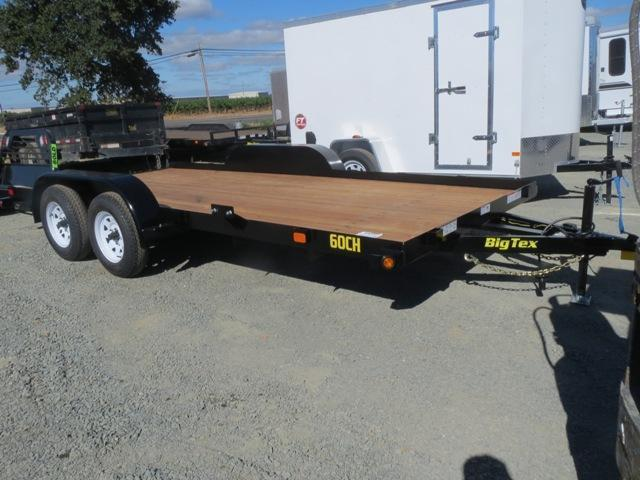 2017 Big Tex Trailers 60CH-16BRK2 Car / Racing Trailer VIN:42927