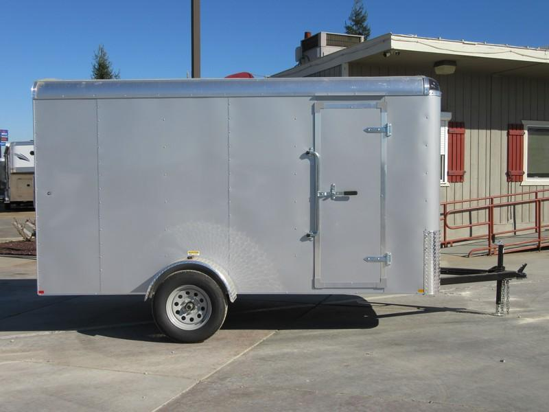 New 2018 Mirage MXL612SA 6x12 Enclosed Cargo Trailer Vin 81664