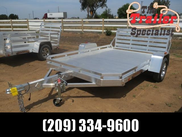 "NEW 2020 Aluma 7710BT Utility Trailer 77""x10'"