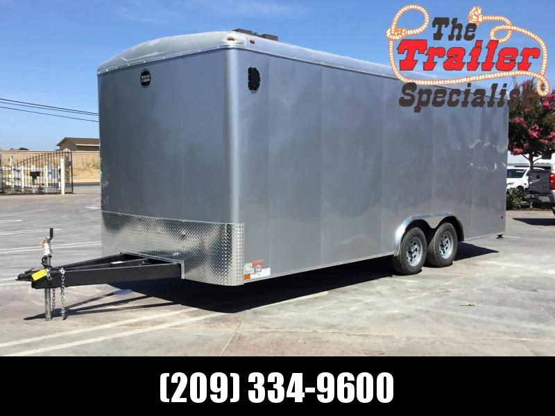 NEW 2019 Wells Cargo RF8520T2 8.5x20 Enclosed Car / Racing Trailer