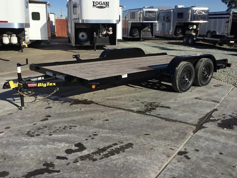 New 2020 Big Tex 60CH-16 7x16' 6k Car/Racing Trailer