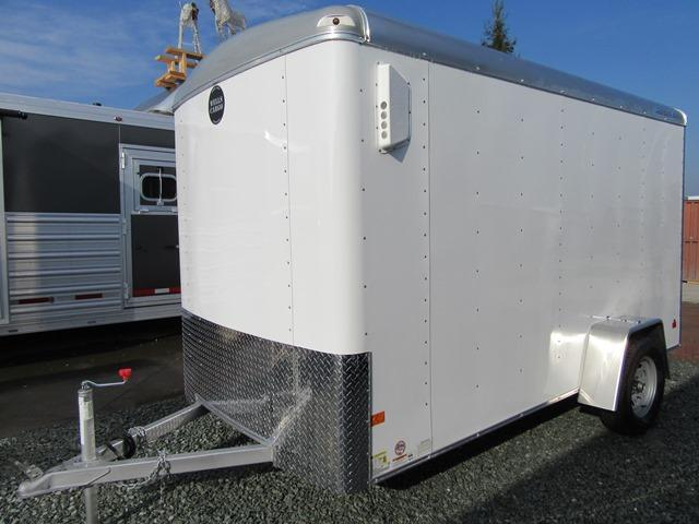 New 2017 Wells Cargo RF6X121 6x12 Enclosed Trailer vin 36994