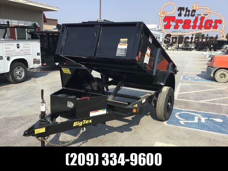 New 2019 Big Tex 50SR-8-5W 5x8 Dump Trailer