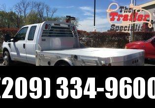 2016 CM ALSK 8.5/97/56/38 Aluminum Truck Bed #169012