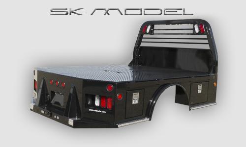 2016 CM SK 8.5/84/56/38 Steel Truck Bed Vin: 159093