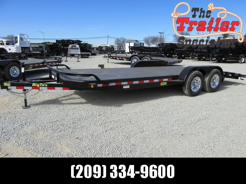 New 2019 Big Tex 10DM-20 7x20 10K GVW Car/Racing Trailer