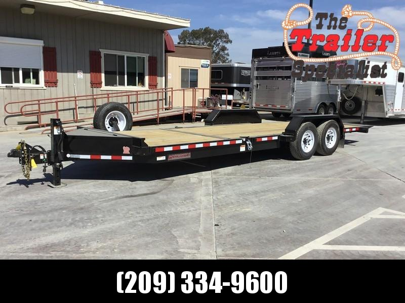 NEW Heavy Duty 2019 Midsota TB - 22 7x24' 15400 GVW Equipment Trailer