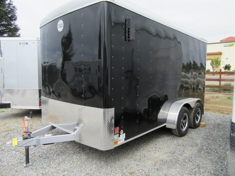 New 2018 Wells Cargo RF7x142 7x14 Enclosed Cargo Trailer Vin64933