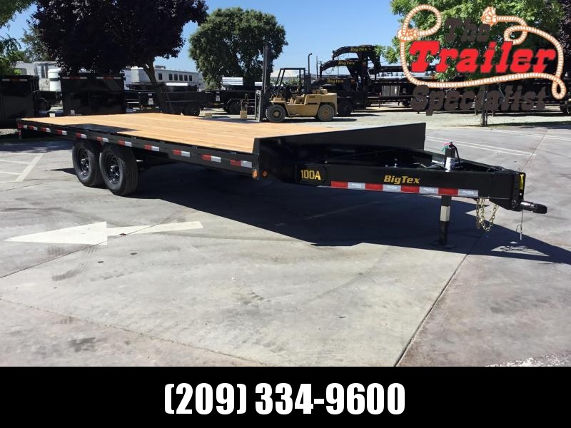 "New 2020 Big Tex 10OA-20 102""x20 Deck Over Trailer"