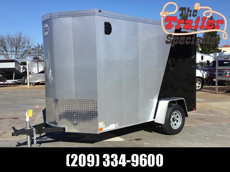 NEW 2019 Wells Cargo Road Force RFV610S2 6x10 Enclosed Cargo Trailer