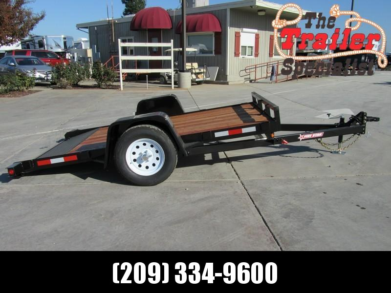 New 2018 Five Star U269 3K 5.5x10 Tilt Utility Trailer Vin 32443