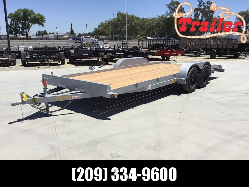 New 2020 Big Tex 70CH-20BRK2DT 7X20 7K Car / Racing Trailer