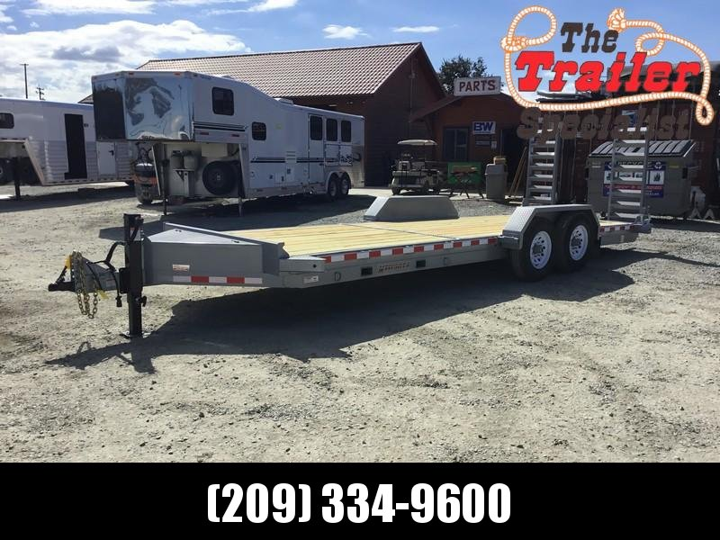 NEW Heavy Duty 2019 Midsota ST-22 7x22 15400 GVW Equipment Trailer