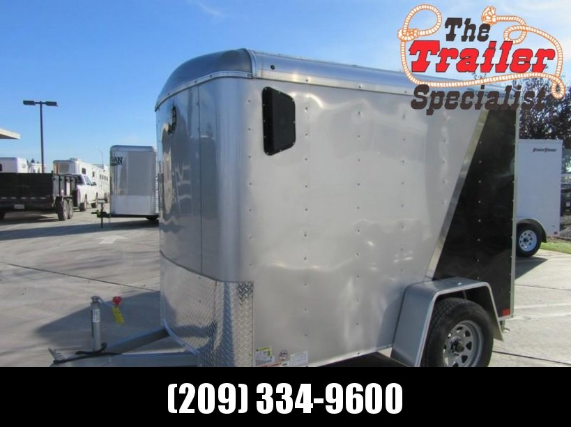 New 2018 Wells Cargo RF5x81 5x8 Enclosed Cargo Trailer Vin 52444