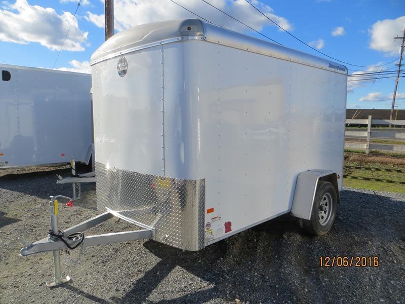 2017 Wells Cargo RF6x101 6x10 Enclosed Trailer VIN#29204