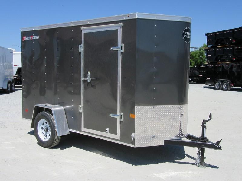 New 2017 Wells Cargo FT5101 5x10 Enclosed Cargo Trailer Vin52440