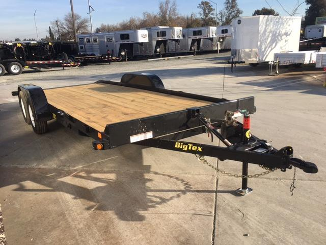 New 2018 Big Tex 70CT-20 Car Trailer Tilt 7x20 7k VIN:12649