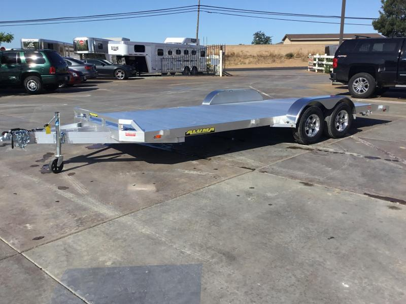 "New 2020 Aluma 8220 82""x20' 7K GVW Car/Racing Trailer"
