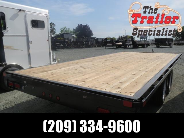 New 2019 Big Tex 70OA-18 8.5x18 Deck Over Utility Trailer
