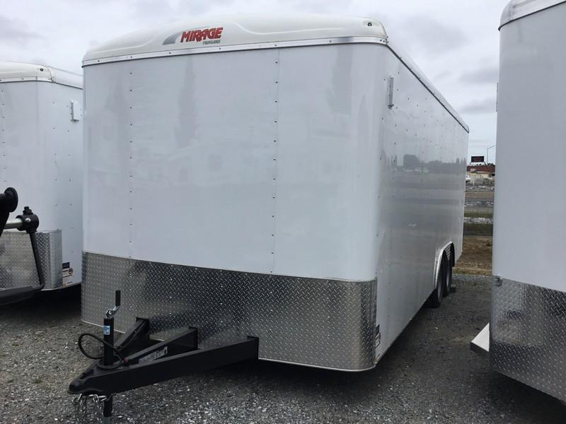 New 2018 Mirage MXPO8.520TA2 8.5x20 Enclosed Cargo Trailer