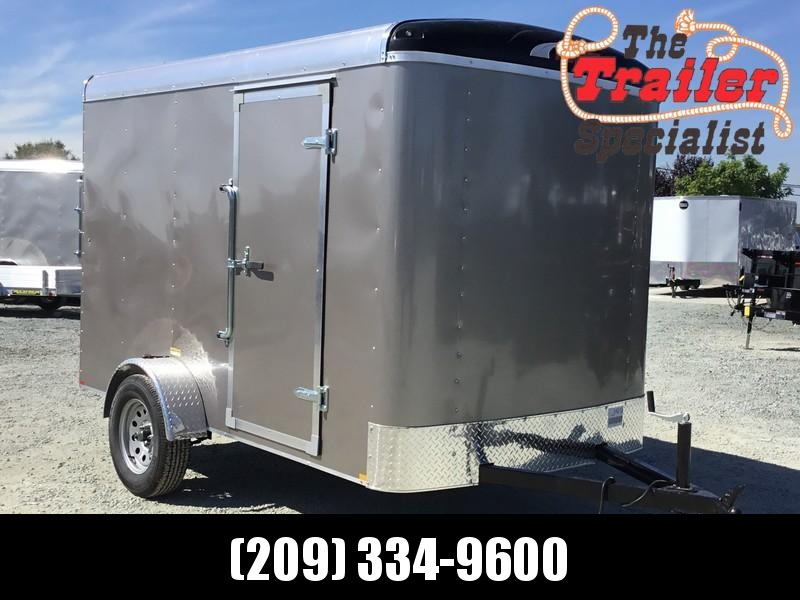 New 2019 Mirage MXPO610SA2 6x12 Enclosed Cargo Trailer
