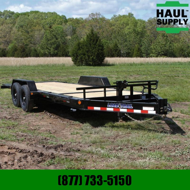 Load Trail 83X20 14K TILT EQUIPMENT TRAILER NO RAMPS