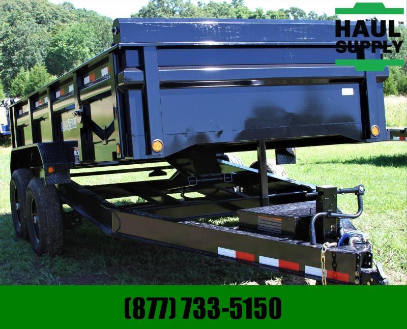 Load Trail 83X14TA 14K Dump Dual Acting Scissor Unit