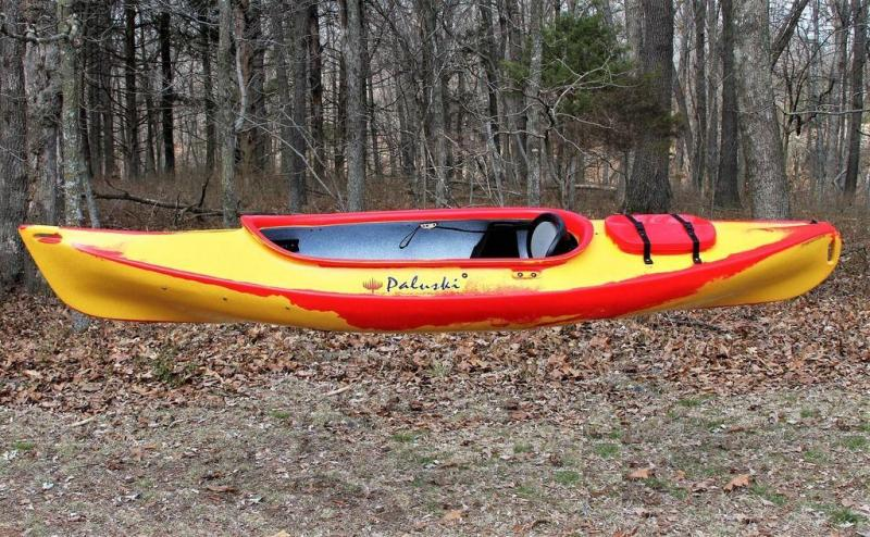Paluski Boats Limited 12003YLRD Canoe / Kayak