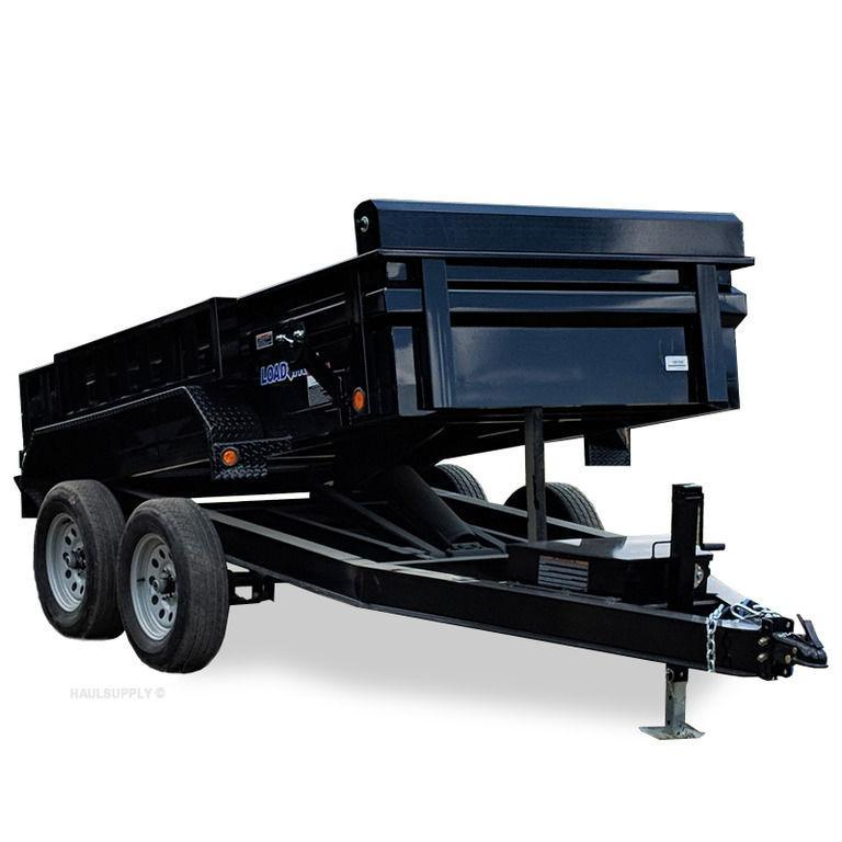 2019 Load Trail 60X10 7K DUMP DEXTERS RAMPS+MORE