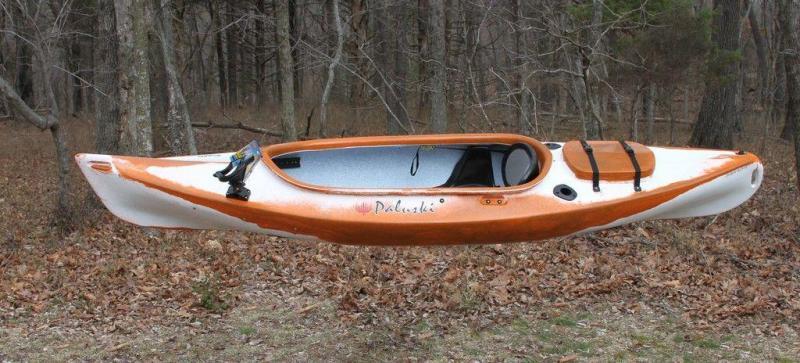 Paluski Boats Limited 12003FOBW Canoe / Kayak