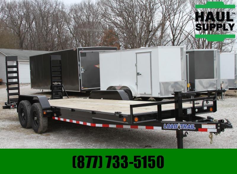 Load Trail 83X22 14K Equipment Trailer HD Frame Dove