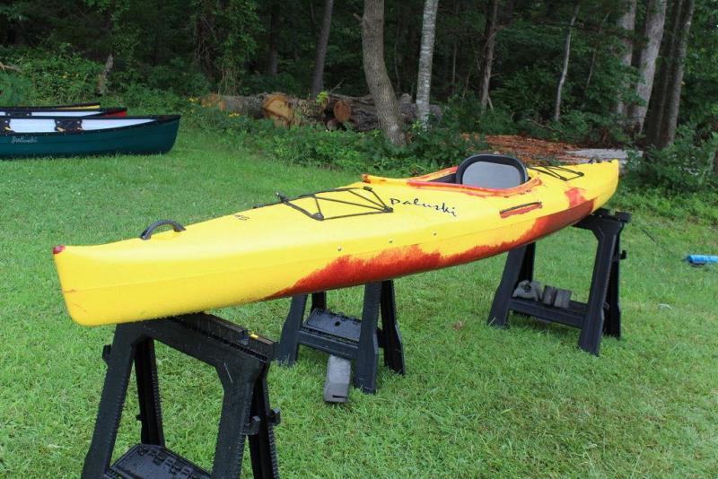 Paluski Boats Limited 12005YLRD Canoe / Kayak