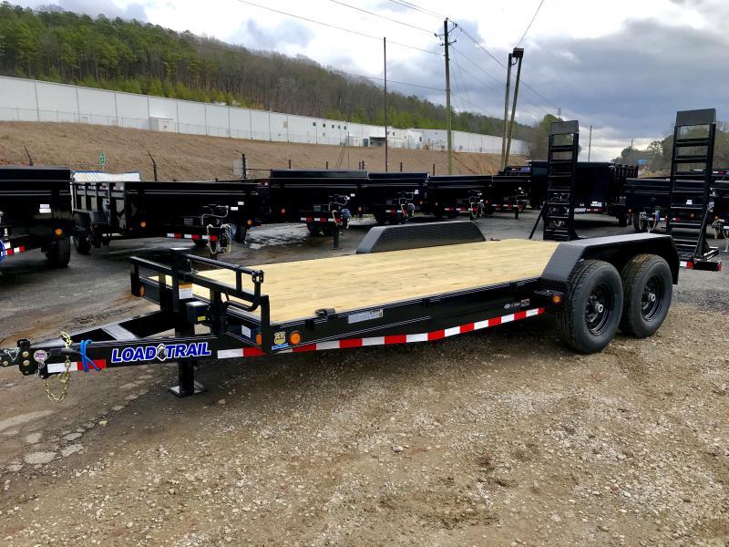 New Load Trail 18ft 14k Equipment Trailer
