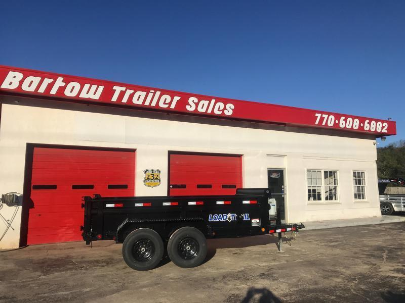 New Load Trail 6x12 10K Dump Trailer