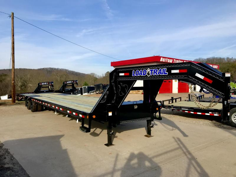 New Load Trail 40' Low Pro Flatbed Hyd Disk